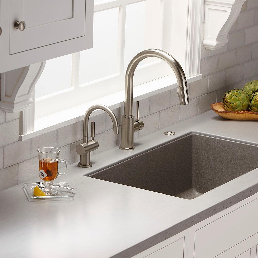 InSinkErator F H3300SN Indulge Modern Instant Hot Water