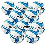 Mitre Impel Footballs 10 ball pack