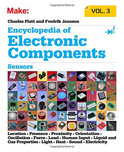 Download Encyclopedia of Electronic Components Volume 3: Sensors for Location, Presence, Proximity, Orientation, Oscillation, Force, Load, Human Input, Liquid ... Light, Heat, Sound, and Electricity