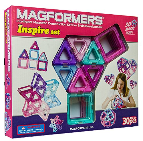 Magformers Inspire 30 Piece Set front-1049229