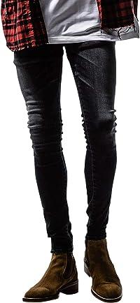 RESOUND CLOTHING(リサウンドクロージング) [リサウンドクロージング] LOAD DENIM メンズ デニム スキニー タイトスリム ハイパーストレッチ リメイク ロードデニム