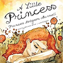 A Little Princess Audiobook by Frances Hodgson Burnett Narrated by Johanna Ward