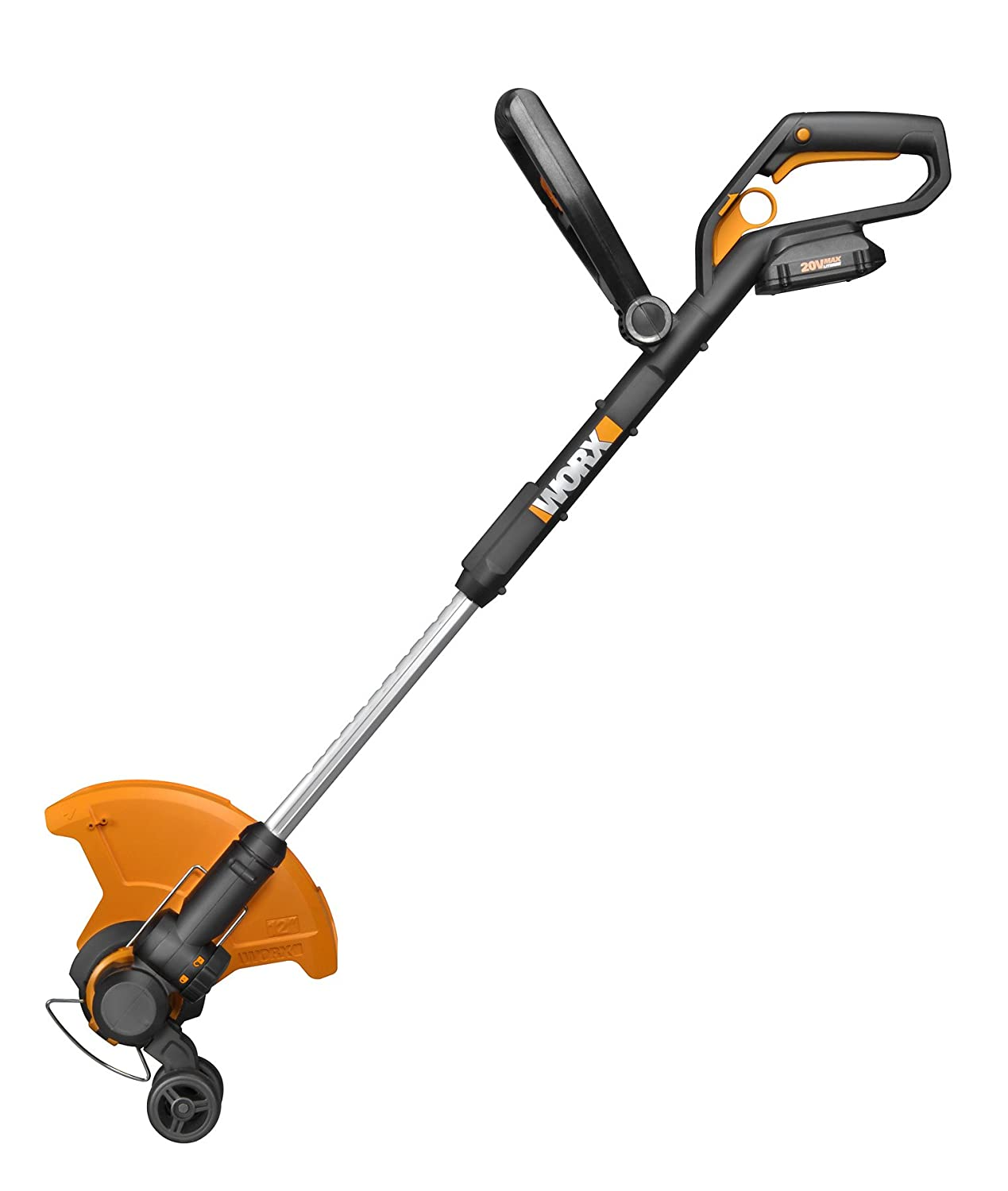 Worx Wg175 32 Volt Lithium Max Cordless Grass Trimmer And