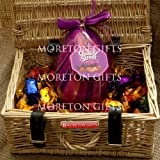 The Quality Street Luxury Easter Hamper - Lovely Metal Egg Gift containing Nestle Quality Street Chocolates - By Moreton Gifts
