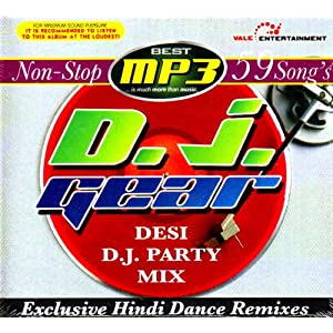 Non stop 59 song's MP3 DJ gear