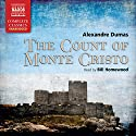 The Count of Monte Cristo Audiobook by Alexandre Dumas Narrated by Bill Homewood