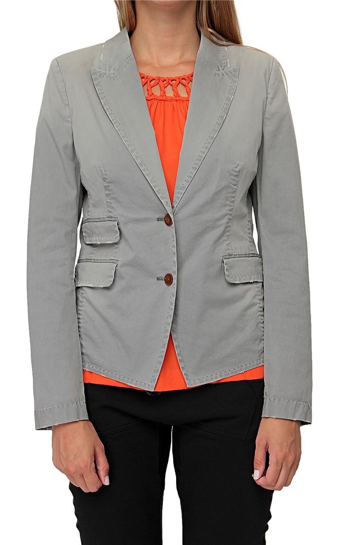Drykorn Damen Blazer CAMBRIDGE, Farbe: Grau