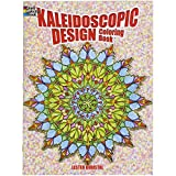 Kaleidoscope Design Colouring Book (Dover Design Coloring Books)by L. Kubistal