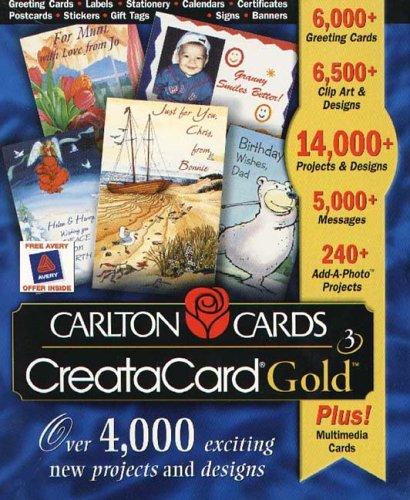 Carlton Creatacard Gold 3.0