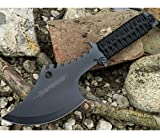 Unlimited Wares 11.5-inch Survival Paracord Tomahawk Throwing Axe with Sheath
