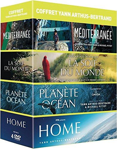 Coffret Yann Arthus-Bertrand - 4 DVD [Edizione: Francia]
