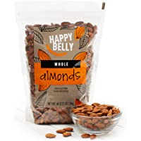 Happy Belly Whole California Almonds (48 Ounce)