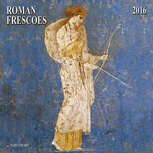 Roman Frescos 2016 (Tushita Fine Arts)