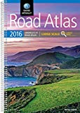 img - for Rand McNally 2016 Large Scale Road Atlas (Rand Mcnally Large Scale Road Atlas USA) book / textbook / text book