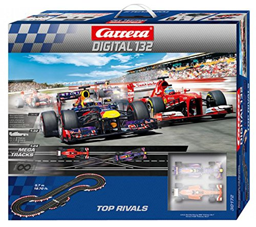Carrera Digital 132 Top Rivals 30172