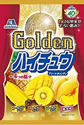 森永製菓 ゴールデンハイチュウアソート 77g×6袋