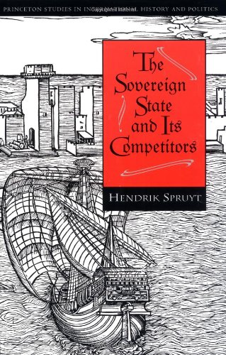 The Sovereign State and Its Competitors: An Analysis of...