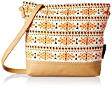 #6: Kanvas Katha  Women's Sling Bag (Multi color) (KKSAMZAUG002)