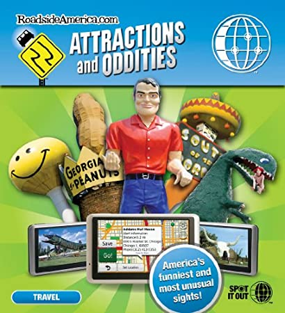 Roadside America for Garmin (Mac only) [Download]