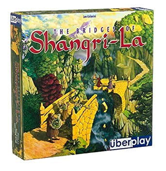 Bridges of Shangri La Board Game!