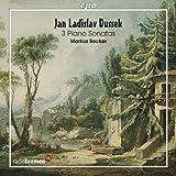 Piano Sonatas Op. 44 61 & 64