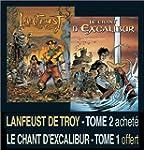 2 BD pour le prix d'1 : Lanfeust de T...