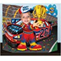 Beistle 57999 Race Car Driver Photo Prop, 3-Feet 1 by 25-Inch