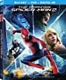 The Amazing Spider-Man 2  (Bilingual) [Blu-ray + DVD + UltraViolet]