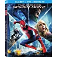The Amazing Spider-Man 2  (Bilingual) [Blu-ray + DVD + UltraViolet]
