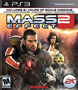 Mass Effect 2 - PlayStation 3 Standard Edition