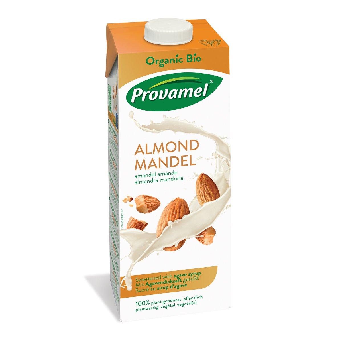 「有機JAS認定 プロヴァメル アーモンドミルク」をamazonで見る»