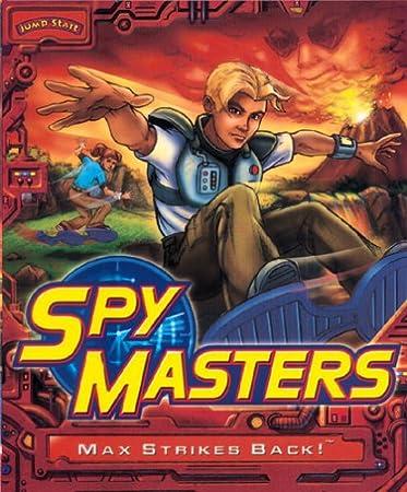 JumpStart Spy Masters: Max Strikes Back