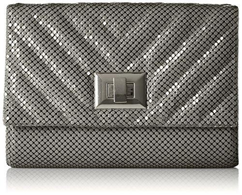 la-regale-50079-women-silver-clutch