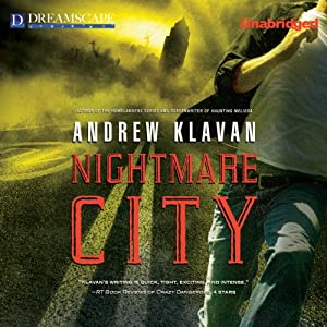 Nightmare City Audiobook