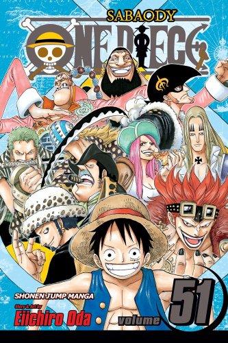 ONE PIECE ワンピース コミック51巻 (英語版)