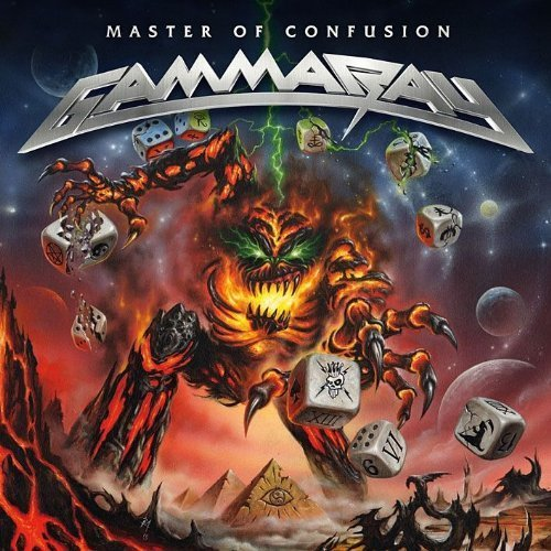 Master of Confusion Import Edition by Gamma Ray (2013) Audio CD