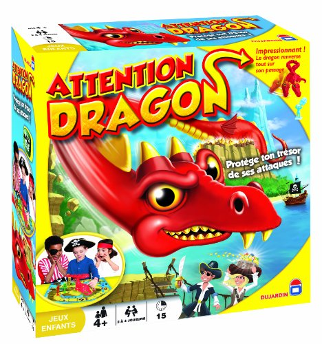 Dujardin 41296 jeu de soci t attention dragon for Dujardin sas