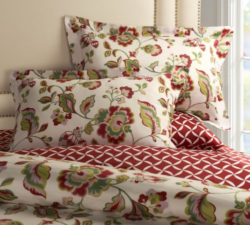 Jennifer Taylor Home, 3-Piece Duvet Set Multicolored