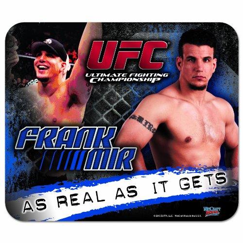 UFC Mixed Martial Arts Frank Mir Mouse Pad