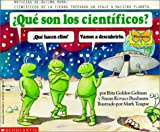 Que Son Los Cientificos / What Are Scientists? (Spanish Edition)