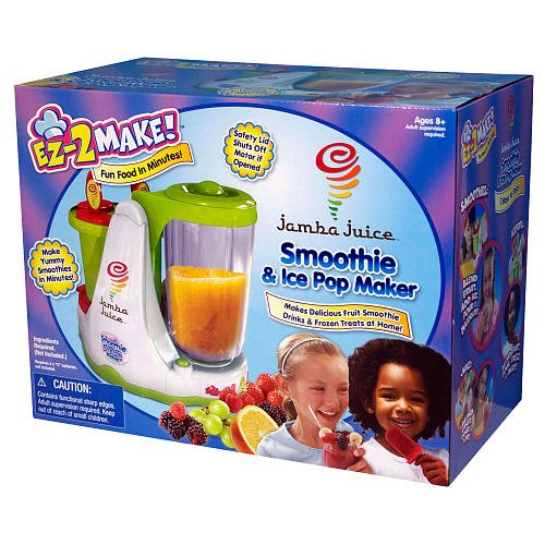 EZ-2-Make Jamba Juice Smoothie Maker (Smoothie Makers Games compare prices)
