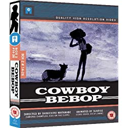 Cowboy Bebop-Part 2 [Blu-ray]