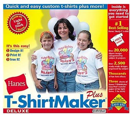 Hanes T-ShirtMaker Deluxe 2.0