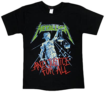 METALLICA/AND JUSTICE FOR ALL/メタリカ/メタル・ジャスティス/ロックTシャツ/バンドTシャツ