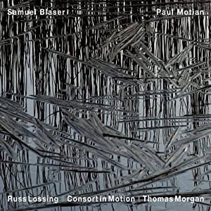 Samuel Blaser & Paul Motian  -  Consort In Motion cover