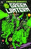 img - for Green Lantern: Emerald Knights book / textbook / text book