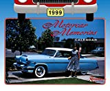 Cal 99 Motorcar Memories Calendar (0898212278) by Reiman Publications