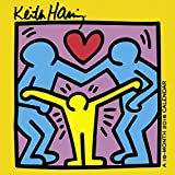 img - for Keith Haring Wall Calendar (2016) book / textbook / text book