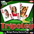Ideal Tripoley Diamond Edition Card Game