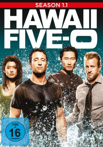 Hawaii Five-0, Season 1.1 [3 DVDs]